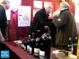 Dans les allées du marché aux vins de Bréviandes