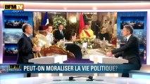 BFM Politique: l'interview Jean-François Copé par Jean-François Achilli – 07/04/13