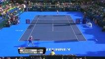 Monterrey: Pavlyuchenkova kämpft sich ins Finale