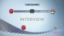 Interview de fin de match : Stade de Reims - Olympique Lyonnais - saison 2012/2013