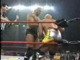 WCW Title - Jarrett vs Sid Vicious