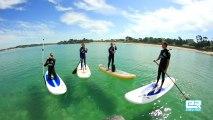 Stage, initiations et randonnées en Stand Up Paddle-Ecole Easy Ride-Bretagne-Saint-Malo