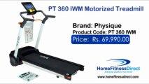 Treadmills - Treadmills India - Home Fitness Direct