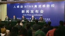 China bird flu not spreading between people: WHO