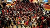 Mumbai Indians | Flash Mob @ Mumbai CST