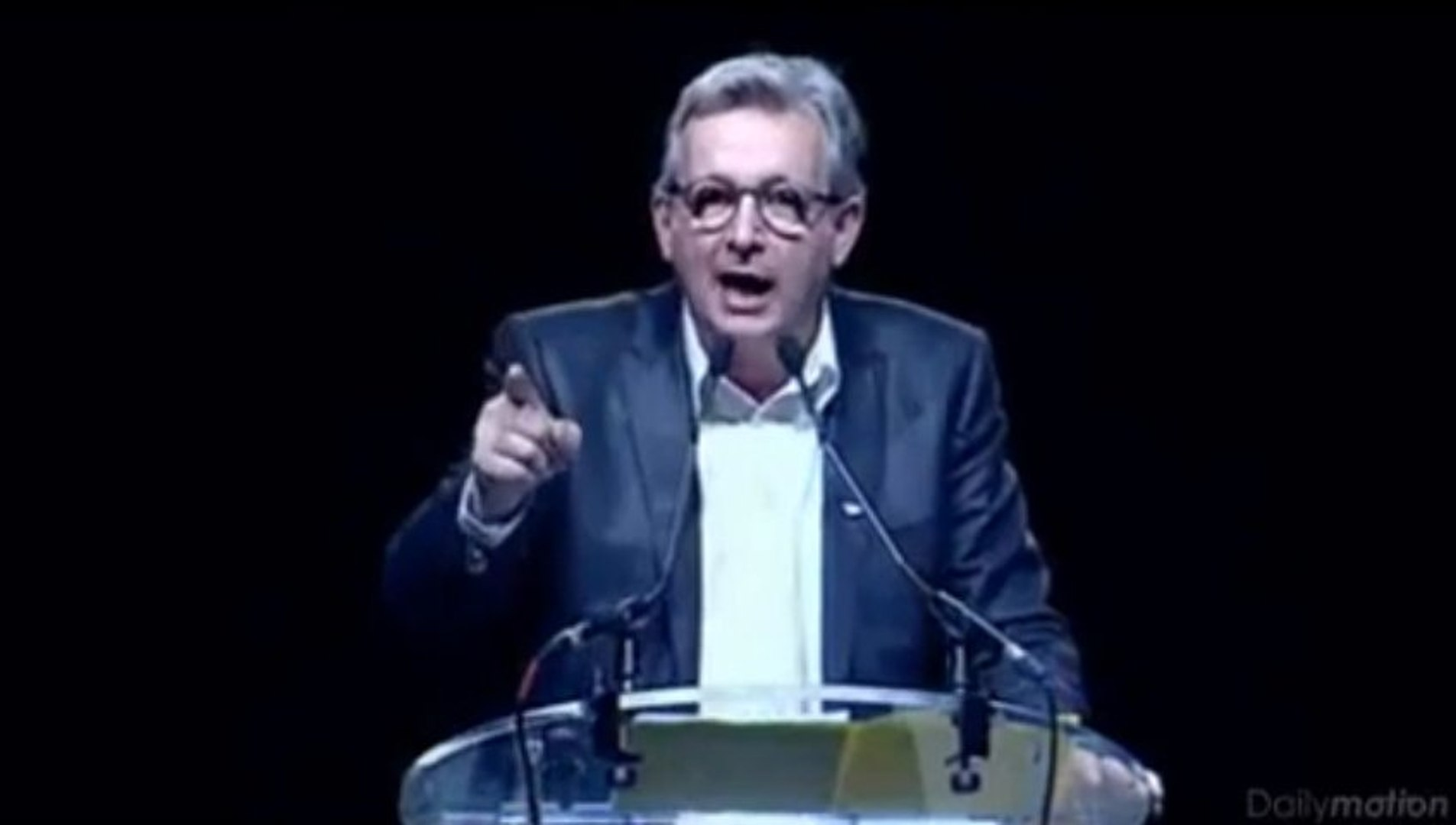 Meeting Front de gauche/PGE à Martigues  - Intervention de Pierre Laurent