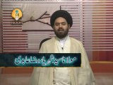 Lecture 6  Gems Obtained from the Sea by Diving  by Maulana Syed Shahryar Raza Abidi
