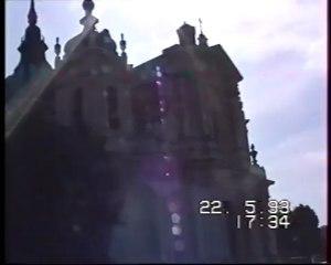 Résultat d'une numérisation de cassette Mini-DV de 1993 avec Hauppauge USB Live 2