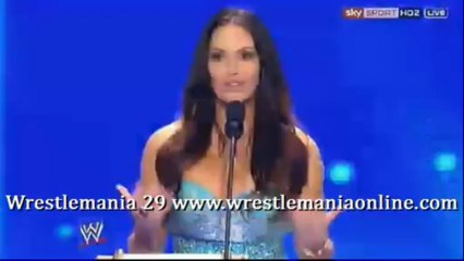 Wrestlemania 29 Hall of Fame Highlights video