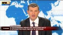 Chronique éco de Nicolas Doze: croissance nulle pour 2013 - 08/04