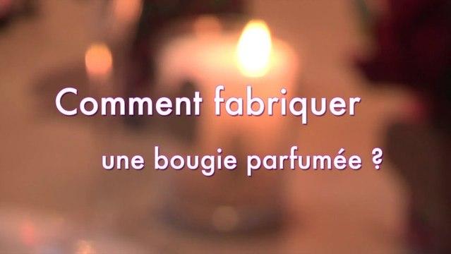 Loisirs créatifs: comment fabriquer une bougie parfumée ?
