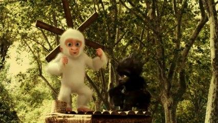 Snowflake, le Gorille blanc - Harlem Shake