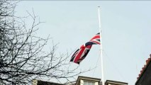 British PM Cameron pays tribute to ex-PM Thatcher