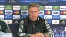 Mourinho: ''Casillas no está entrenando bien, sino muy bien''