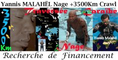 2013/04/07 15h58 MonoPalme Série 800M Championat Guadeloupe Nage avec Palmes Piscine 50 Mètres
