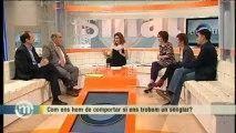 TV3 - Els Matins - Com ens hem de comportar si ens trobem un senglar?