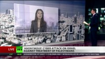 Hacktivists warn Israel: 'Be ready for larger surprises'
