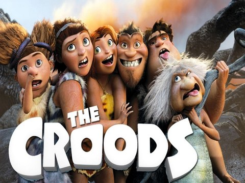 THE CROODS EXCLUSIVE Interview