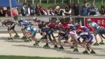3pistes 2013/Valence d'Agen/ Cadettes  Elimination finale