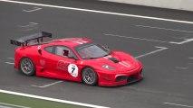 Club Ferrari au circuit de Nevers Magny-Cours - 06 Avril 2013