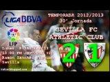 Jor.30: Sevilla FC 2 - Athletic 1 (8/04/13)