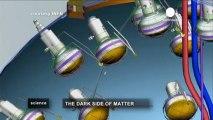 La matière noire, partie invisible de l'univers,...