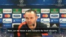 Andrés Iniesta donne son avis sur le PSG avant le choc !