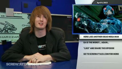 IPL Bought by Blizzard, Mega Man Reboot Was an FPS, and EA is the Worst Again - Hard News Clip