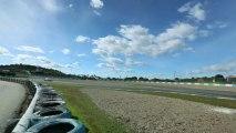 BMW DTM Testdrives in Jerez - Driving action BMW M3