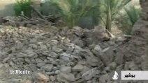 Des images du tremblement de terre en Iran