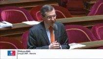 Philippe Bas, Sénateur de la Manche : Situation des associations d'aide à domicile