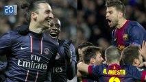 Le PSG va éliminer le BARÇA - les 3 raisons - Quart de finale  de la Ligue des champions 2013