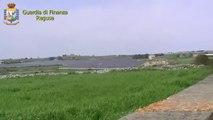 Ragusa - Evasione fiscale nel fotovoltaico (09.04.13)