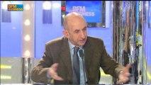 Louis Gallois, Commissaire général à l'Investissement dans Good Morning Business - 9 avril