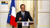 """Hollande: """"Le sérieux budgétaire n'est pas l'austérité"""" -10/04"""