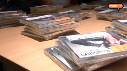 Mickaël Miro rencontre ses fans à Lagord