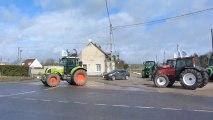 Clermontois/Oise : Les agriculteurs en colère montent à la préfecture