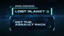 Lost Planet 3 (PS3) - lost planet 3 bonus de précommande
