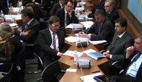 Audition de Thierry WAHL sur le projet de commissariat général à l'aménagement du territoire