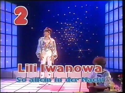 """Lili Ivanova """"So allein in der Nacht"""""""