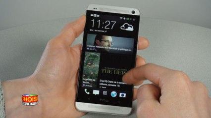 HTC One - Prise en main