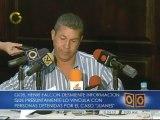 Henri Falcón rechaza vinculación con detenidos por el caso Los Juanes