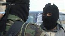 Syrie : les djihadistes d'Al-Nosra reconnaissent leur...