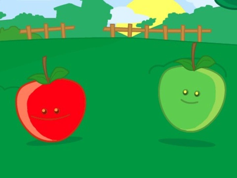 Pomme De Reinette Et Pomme D Api