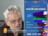 ALBERT NALLET AU SALON DU LIVRE BERBÈRE LE 06 ET 07 AVRIL A BERBÈRE TÉLÉVISION
