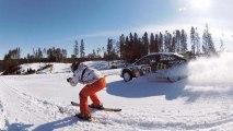 GoPro Ken Block en Russie