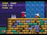 Sonic The Hedgehog 3 & Knuckles (Knuckles Mode) 2/14