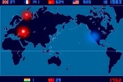 A Time-Lapse Map of Every Nuclear Explosion Since 1945