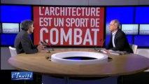 """Rudy RICCIOTTI : """"Je suis le casse-couilles de l'architecture"""""""