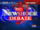 The Newshour Debate: Why was Jagdish Tytler given a clean chit for  '84 riots? (Part 3 of 3)